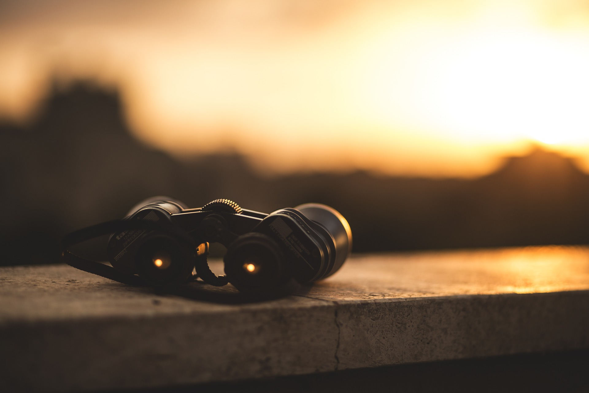 Fokus Fernglas Klarheit pixabay