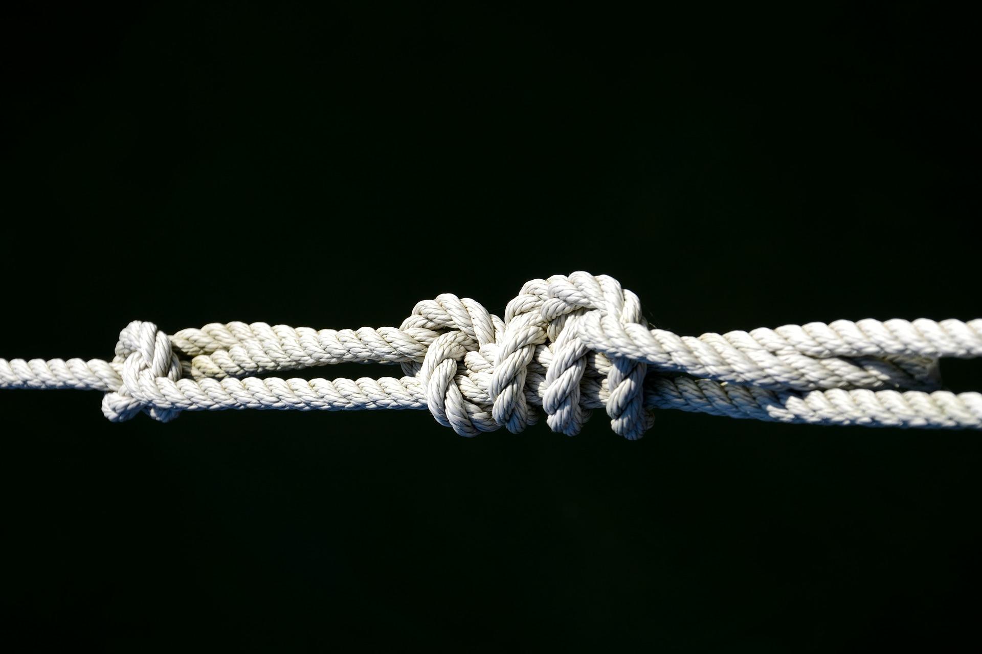 Seil Knoten pixabay