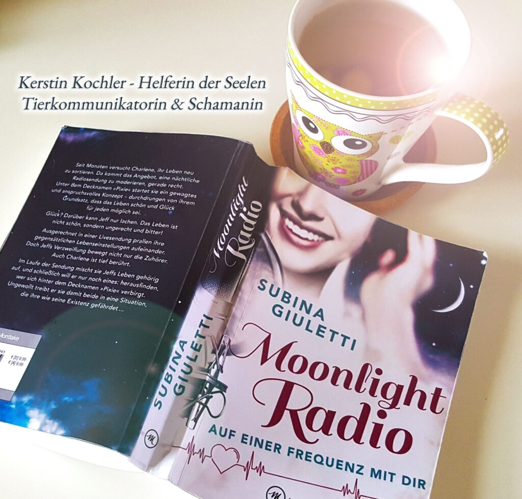 Buch Moonlight Radio
