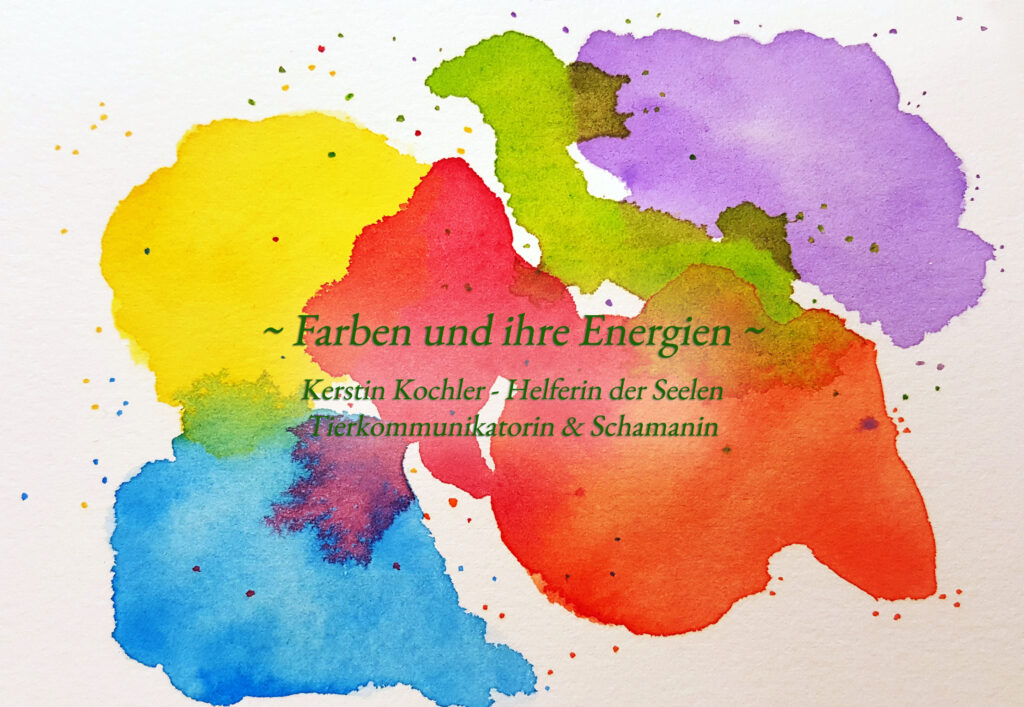 Farben und ihre Energien